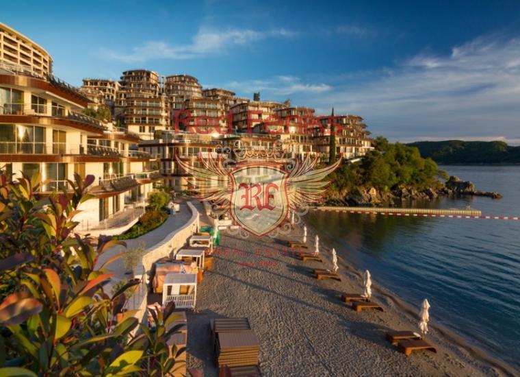 Панорамный пентхаус на первой линии в Будве, Квартира в Регион Будва Черногория