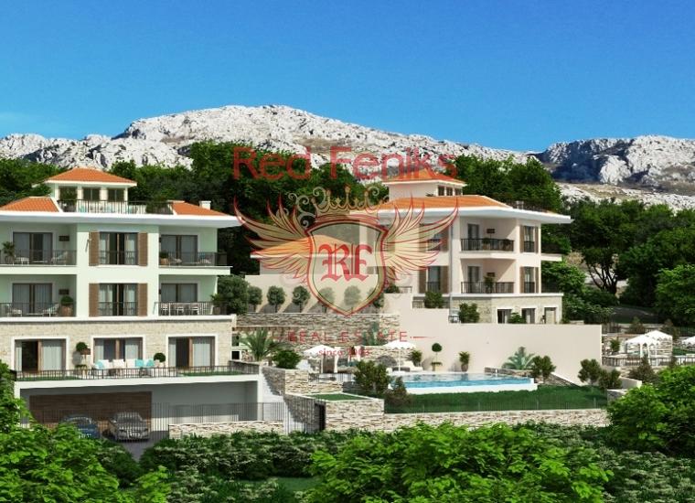 Роскошные вилла в Близикуче, Дом в Регион Будва Черногория