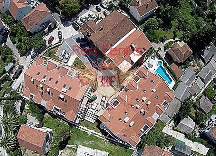 Шикарная квартира в закрытом комплексе, в курортном поселке Дженовичи, Квартира в Дженовичи Черногория