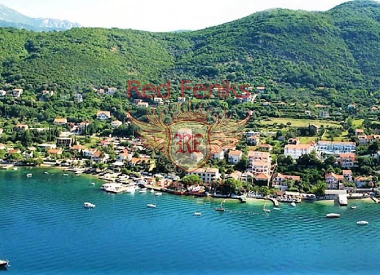 Вилла на первой линии с панорамным видом на море, купить дом в Херцег Нови