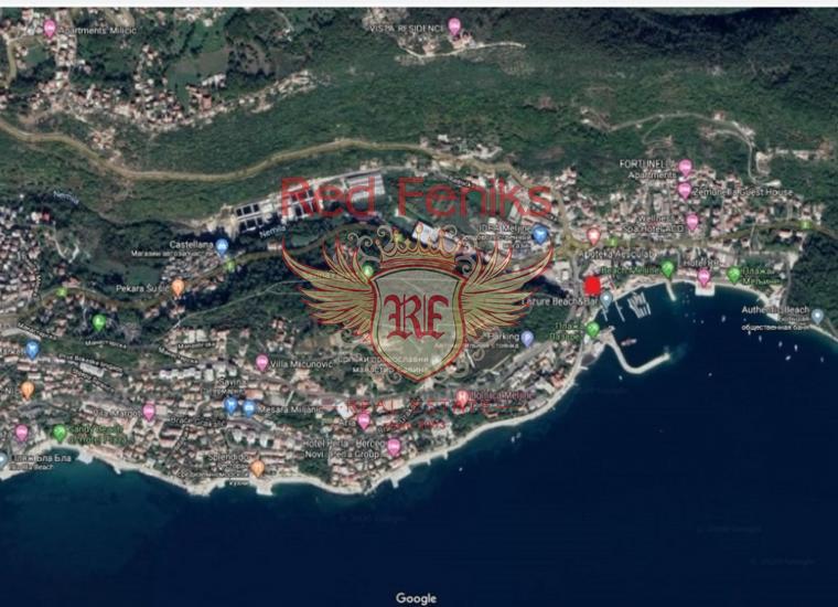 Уютные Апартаменты в Кондоминиуме на берегу моря в Герцег Нови, купить квартиру в Херцег Нови