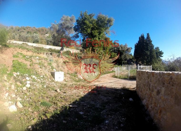 Большой участок на первой береговой линии, Земля в Регион Бар и Ульцинь Черногория