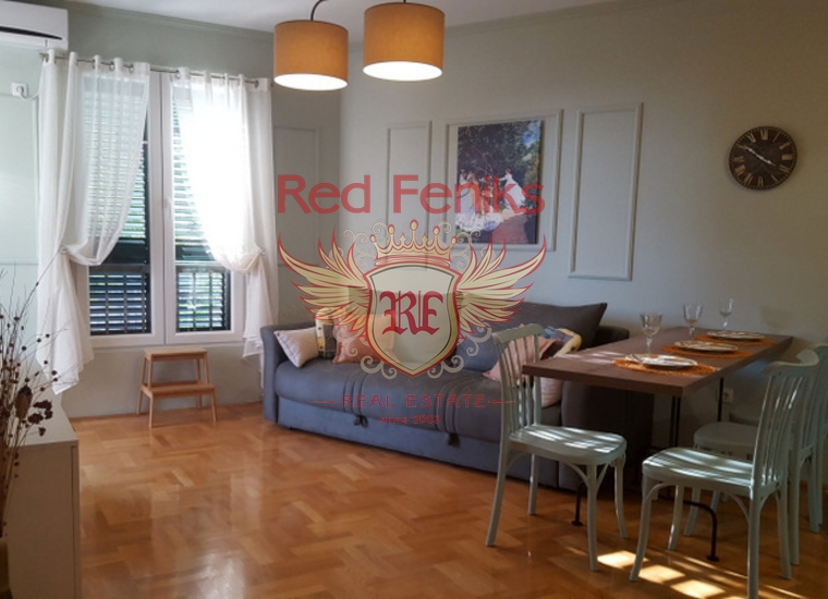 Новая Трехкомнатная Квартира в Бечичах, Квартира в Регион Будва Черногория