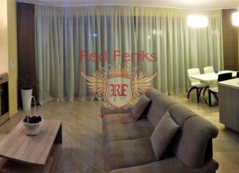 Великолепный, новый дом в Джурашевичах, п-в Луштица, Вилла в Радовичи Черногория