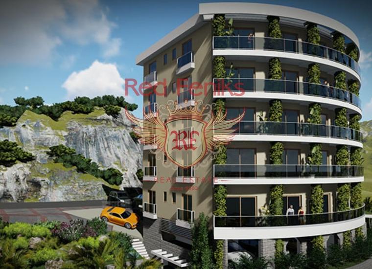 Панорамный Ресторан в Бечичах, купить коммерческую недвижимость в Регион Будва