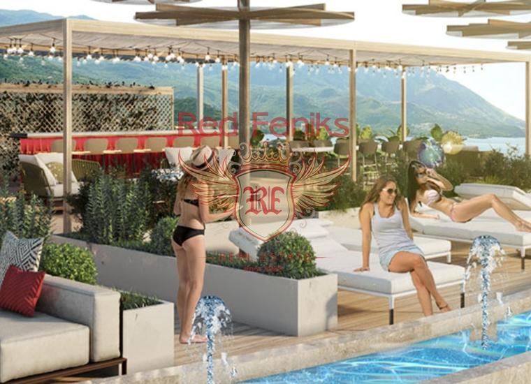 Панорамный Ресторан в Бечичах, купить коммерческую в Бечичи