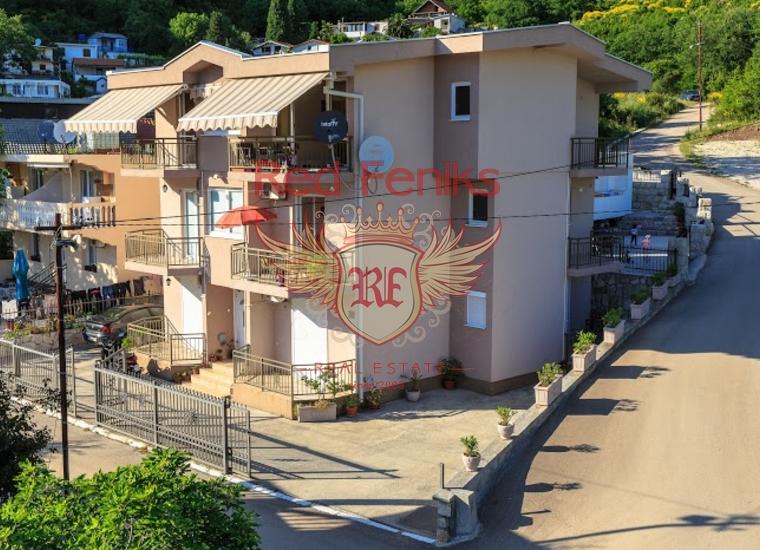 Мини отель, Коммерческая недвижимость в Регион Бар и Ульцинь Черногория