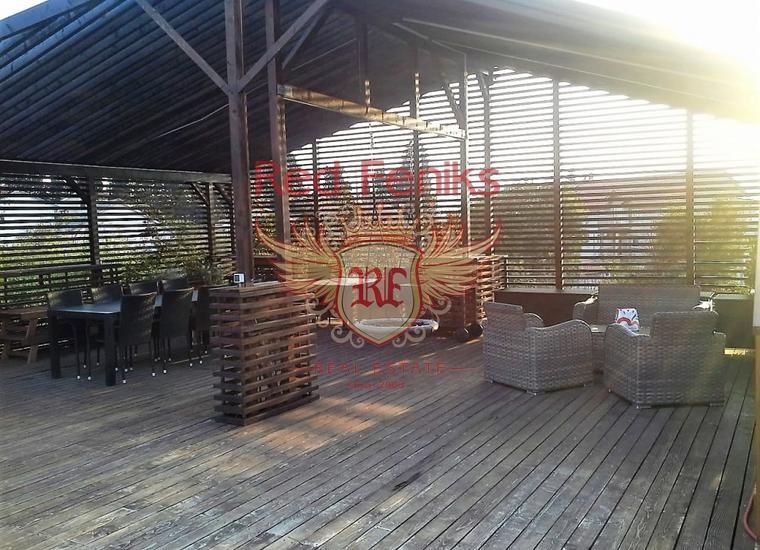 Апартаменты в Новом Клубном Комплексе в Тивате, купить квартиру в Регион Тиват