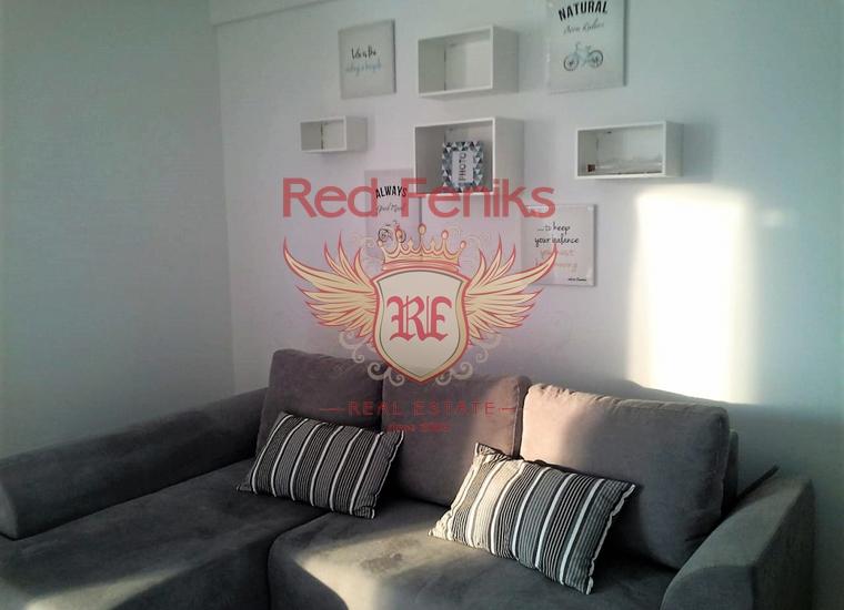Апартаменты в Новом Клубном Комплексе в Тивате, купить квартиру в Тиват