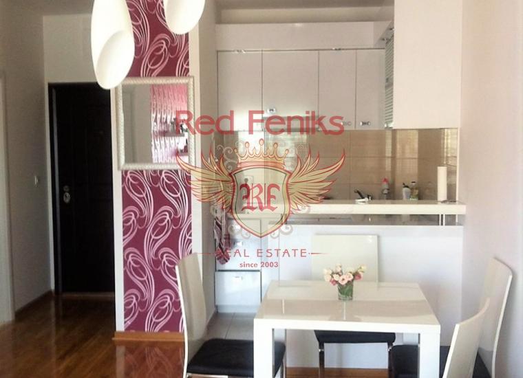 Уютная Квартира в Бечичи, купить квартиру в Регион Будва