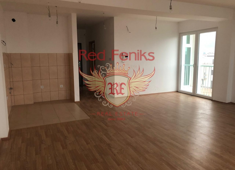 Новая Квартира в Баре, Квартира в Регион Бар и Ульцинь Черногория