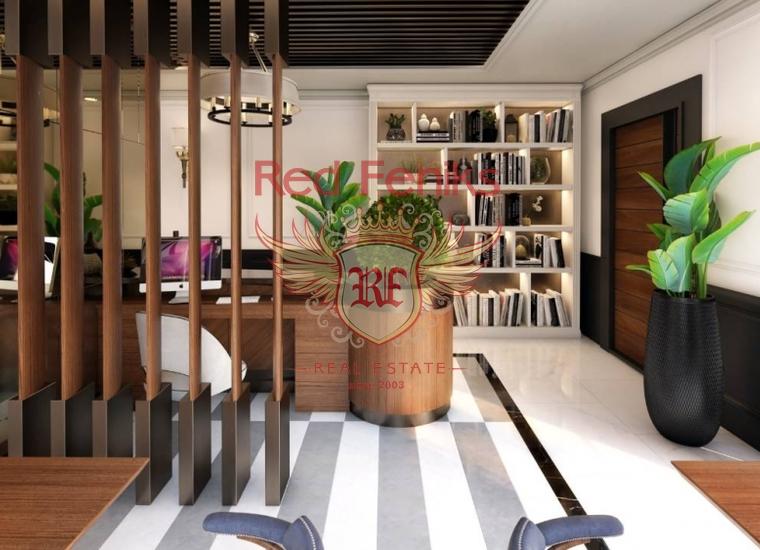 Новый мини-отель с пляжем в Доброте, купить коммерческую в Доброта