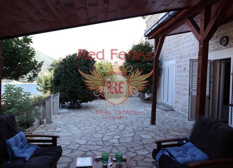 Каменный дом в Боко Которском заливе, Дом в Херцег Нови Черногория