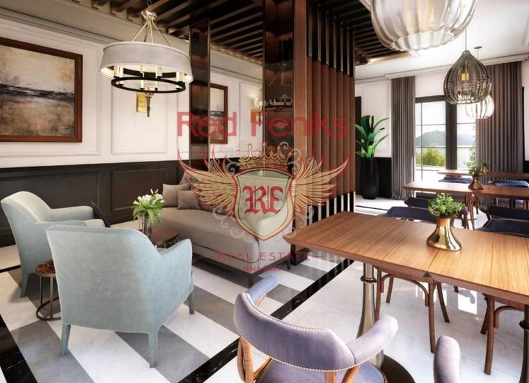 Новый мини-отель с пляжем в Доброте, Коммерческая недвижимость в Доброта Черногория