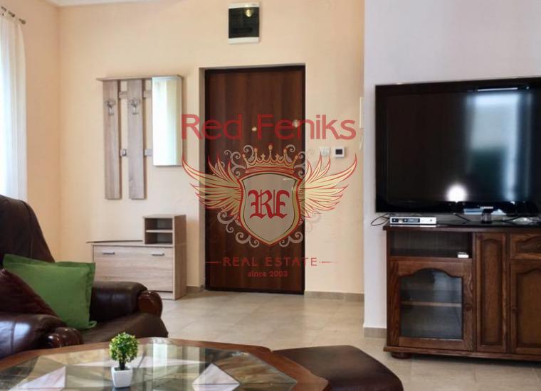 Двухуровневая квартира в городе Рисан. Черногория, купить квартиру в Рисан
