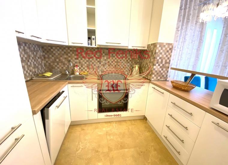Трехкомнатная квартира в Бечичах, купить квартиру в Бечичи
