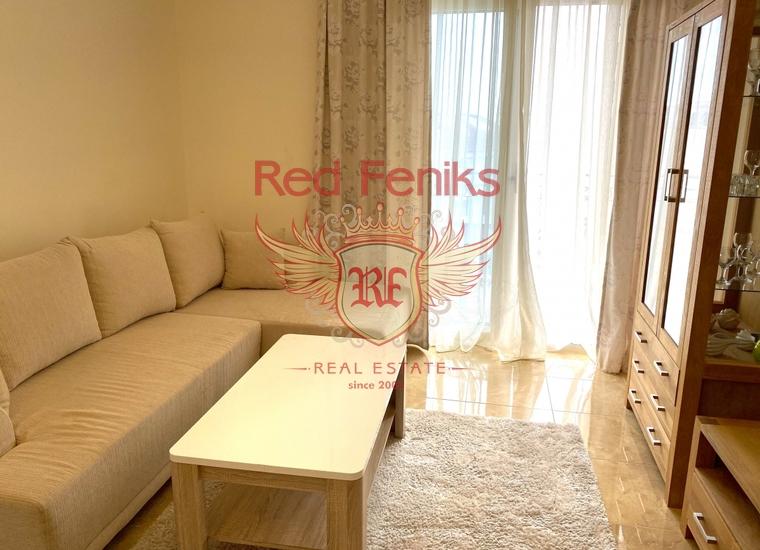 Трехкомнатная квартира в Бечичах, Квартира в Регион Будва Черногория