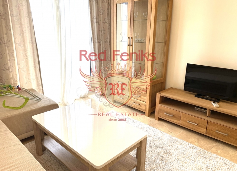 Трехкомнатная квартира в Бечичах, купить квартиру в Регион Будва
