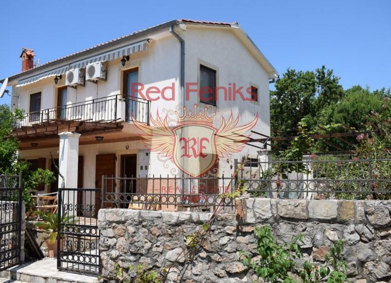 Двухэтажный Дом в Кримовице, Дом в Регион Будва Черногория