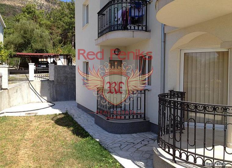 Апартамент с двумя спальнями в Каваче, Котор (Бока-Которский залив), Квартира в Котор Черногория