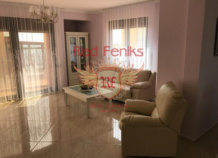 Aпартаменты с двумя спальнями, Квартира в Добра Вода Черногория