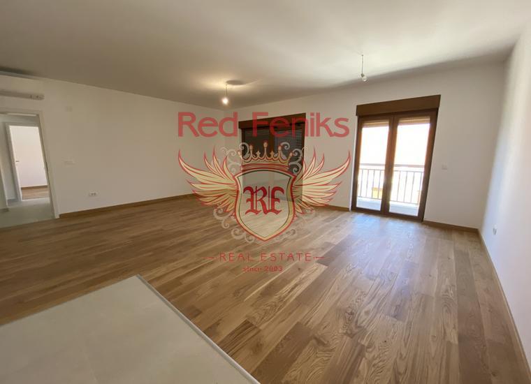 Новый жилой комплекс в Кртолe, Луштица., купить квартиру в п-ов Луштица