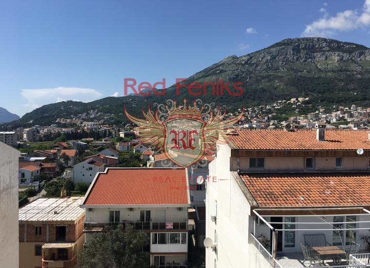 Квартира в городе Бар, Квартира в Регион Бар и Ульцинь Черногория