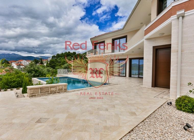 Великолепная Вилла в Тивате, Дом в Регион Тиват Черногория