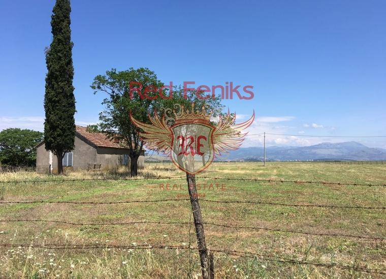 Земельный участок площадью 40 000 м2, купить землю в Центральный район