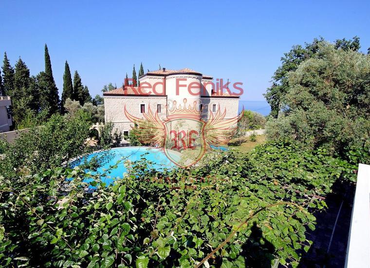 Красивая вилла в Режевичах, Дом в Регион Будва Черногория