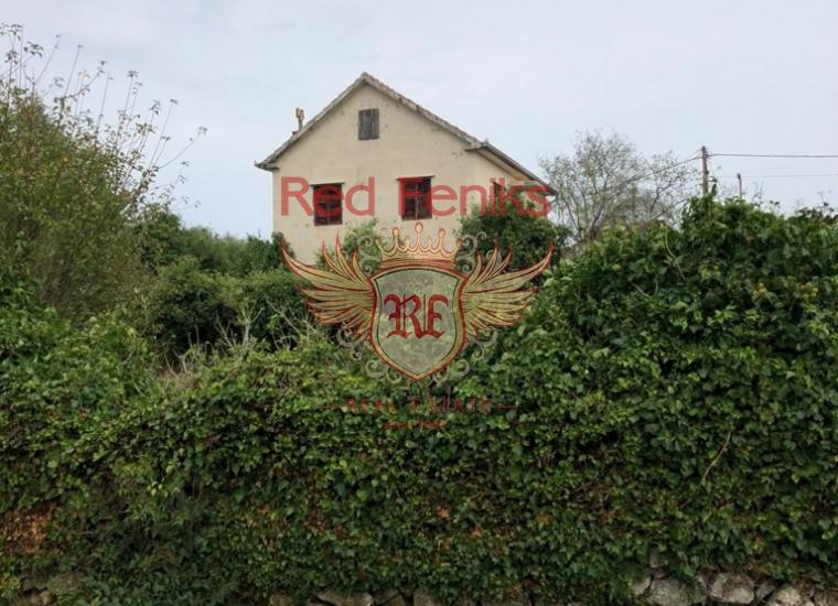 Двухэтажный Дом на Луштице, Дом в п-ов Луштица Черногория