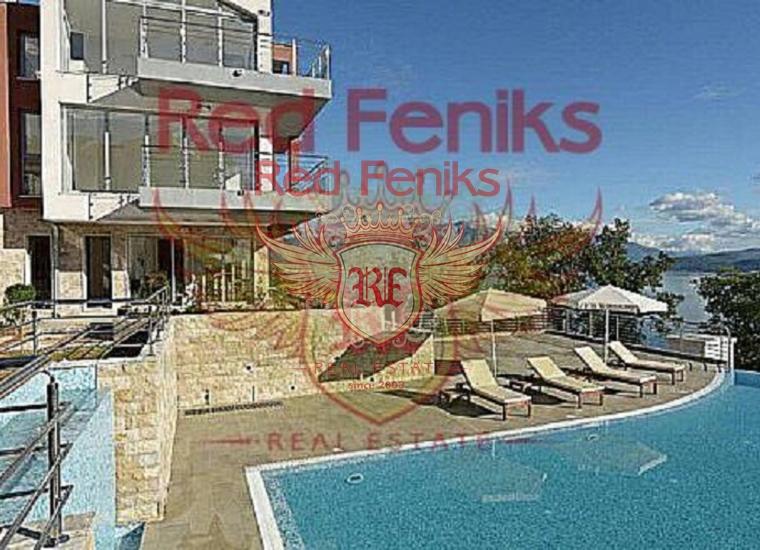 Апартамент в престижном комплексе в Дженовичи, Квартира в Дженовичи Черногория