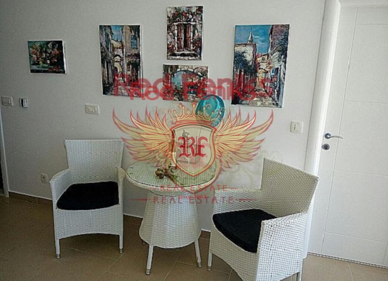 Апартамент в престижном комплексе в Дженовичи, Квартира в Херцег Нови Черногория