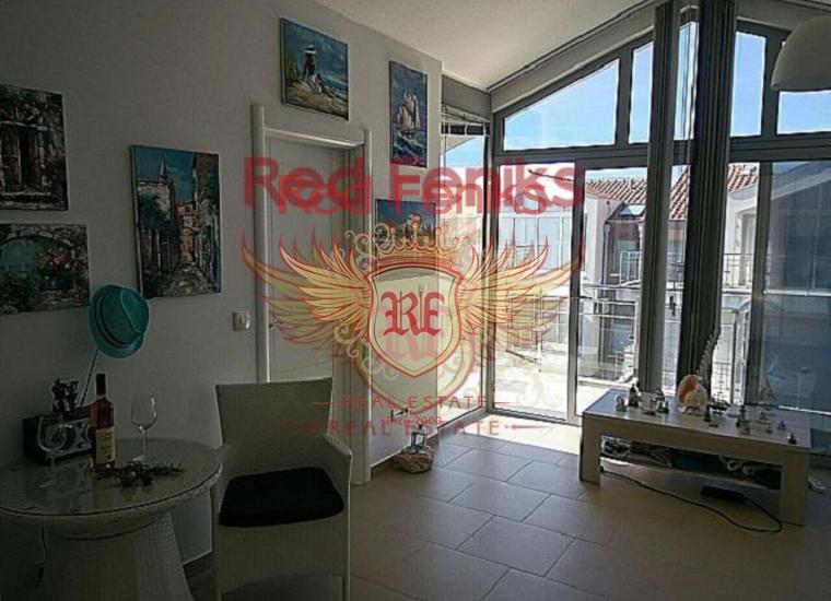 Апартамент в престижном комплексе в Дженовичи, купить квартиру в Дженовичи