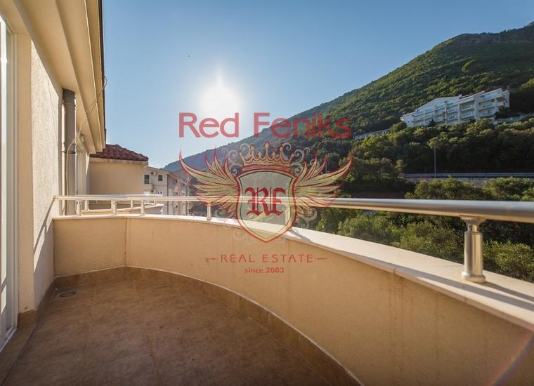 Пентхаус с Потрясающим Видом в Петроваце, Квартира в Регион Будва Черногория
