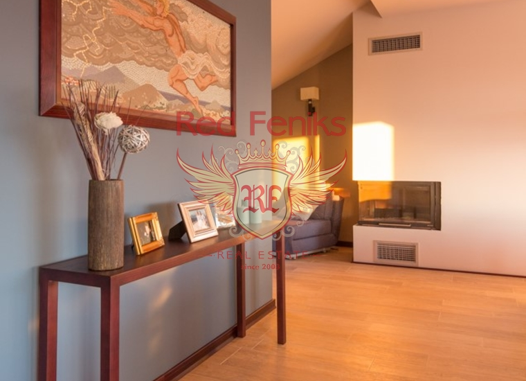 Элитная трехкомнатная квартира в Нью Кондо, Тиват, Кавац, Квартира в Кавач Черногория