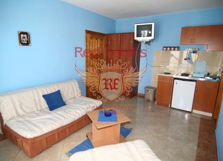 Мини отель, купить коммерческую недвижимость в Регион Бар и Ульцинь