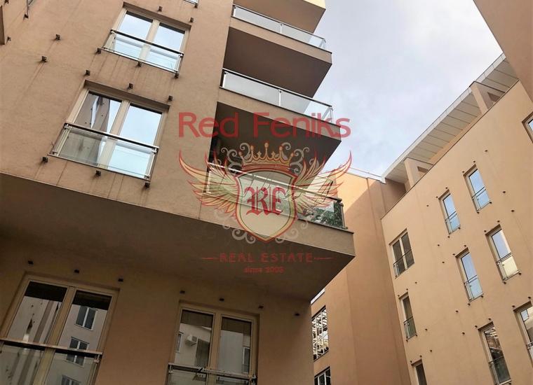 Апартаменты Для Сдачи в Аренду, Коммерческая недвижимость в Будва Черногория
