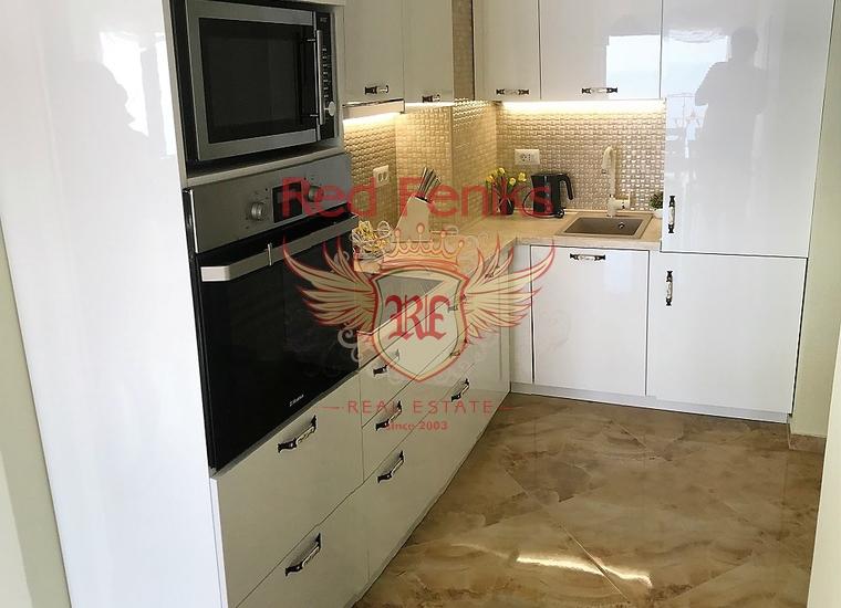 Квартира с двумя спальнями в Барской ривьере, Квартира в Добра Вода Черногория