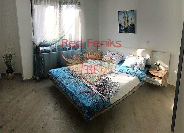 Квартира с двумя спальнями в Барской ривьере, купить квартиру в Регион Бар и Ульцинь