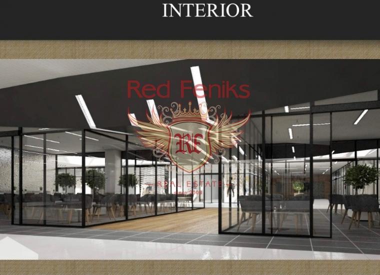 Торговый центр в Будве, купить коммерческую в Будва
