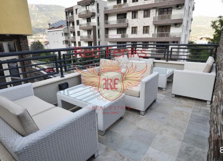 Новый отель в Будве, купить гостиницу в Будва