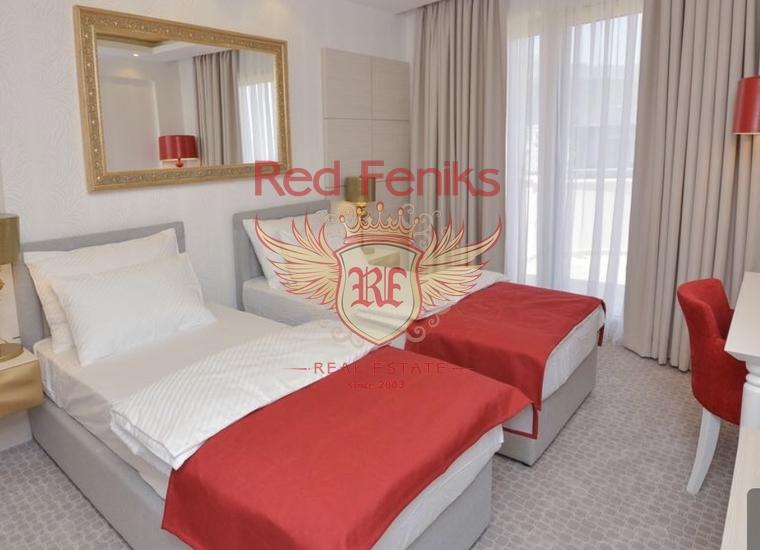 Новый отель в Будве, Отель в Регион Будва Черногория