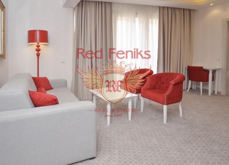 Новый отель в Будве, Гостиница в Будва Черногория