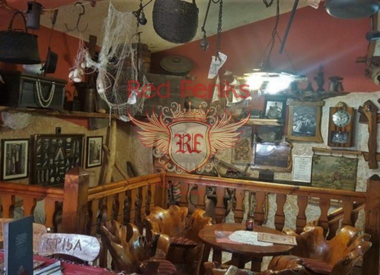 Уютный Ресторан в Старом Баре, купить коммерческую в Бар