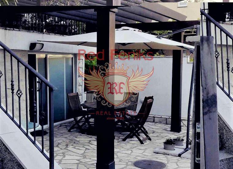 Уютный бутик отель в Бечичи, купить коммерческую недвижимость в Регион Будва