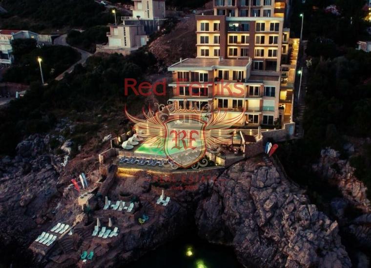 Квартира на первой береговой линии, купить квартиру в Добра Вода