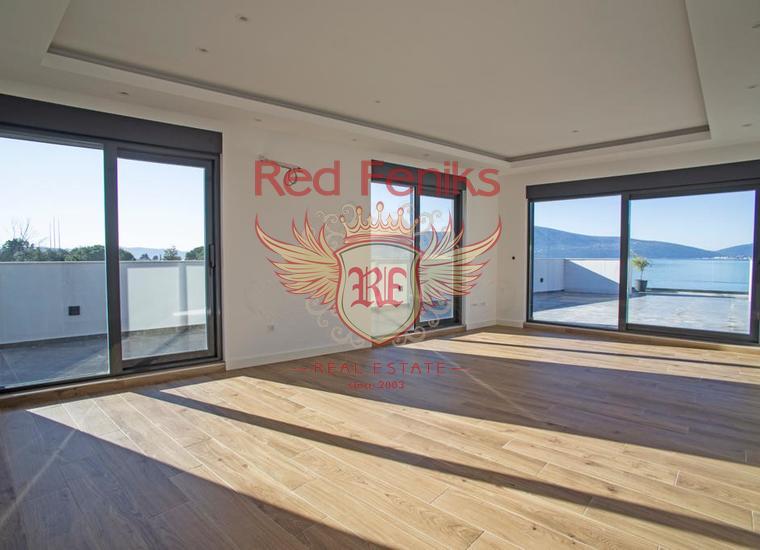 Новый жилой комплекс в Тивате, Донной Ластве, купить квартиру в Тиват