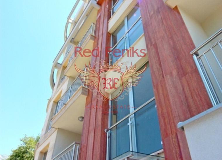Трехкомнатная квартира в Бечичиах, Квартира в Бечичи Черногория