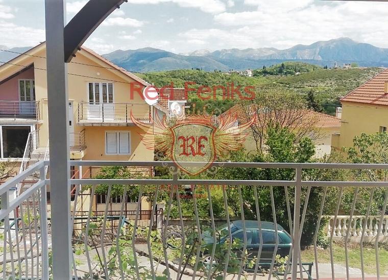 Комфортный дом на полуострове Луштица, купить виллу в Радовичи